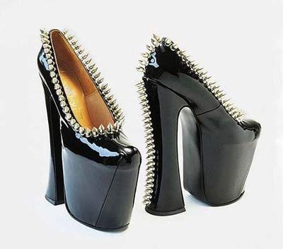 Vivienne Westwood Spike Shoe Ornament, Metropolitan Museum of Art Punk Chaos to Couture, Limited Edition