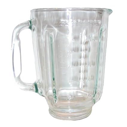 amazon com kitchenaid blender glass jar 9704200 kitchen dining