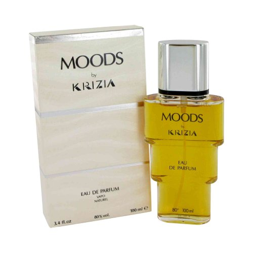 Moods Perfume by Krizia for Women. Eau De Toilette Spray 1.7 oz 50 Ml