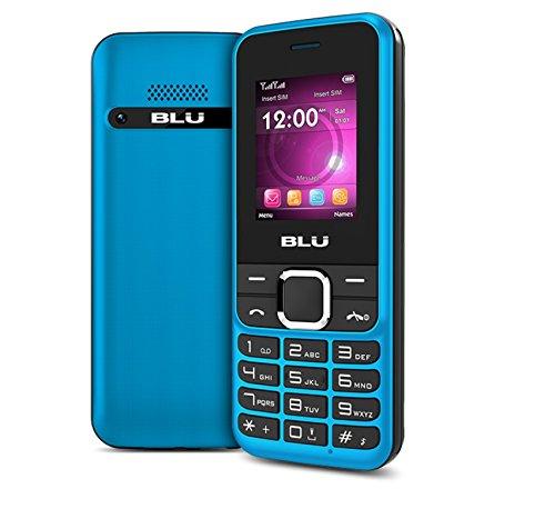 BLU Tank Plus 2 T530 Unlocked GSM 2G Dual-SIM Feature Phone