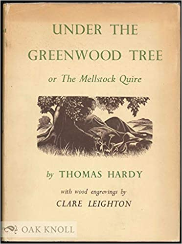 Risultati immagini per under the wood thomas hardy