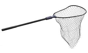 Ego large rubber coated landing net fishing for Amazon fishing net