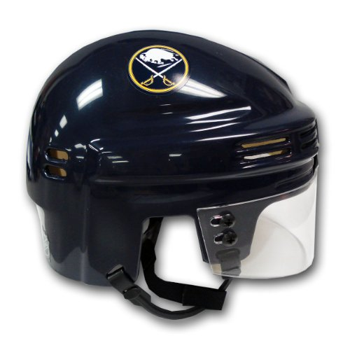 - NHL Buffalo Sabres Replica Mini Hockey Helmet