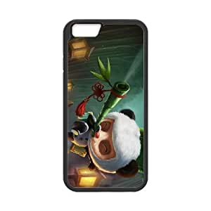 League of Legends(LOL) Panda Teemo iPhone 6 4.7 Inch Cell Phone Case Black yyfabd-331886