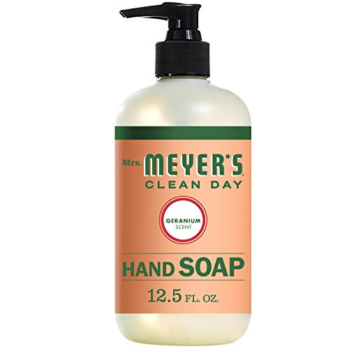 - Mrs. Meyer's Clean Day Hand Lotion, Geranium, 12 oz