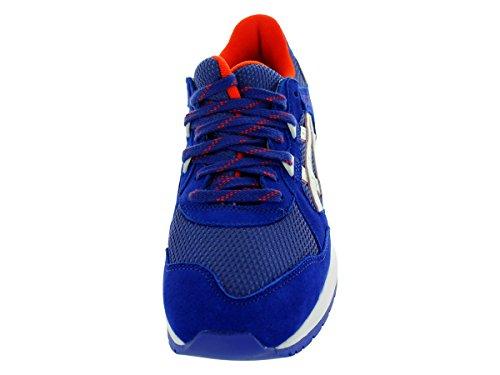 Hombres Asics Gt-fresco Punta Redonda Funcionamiento Sintético Zapato Azul Oscuro / Blanco Buscando barato en línea vb7QJ