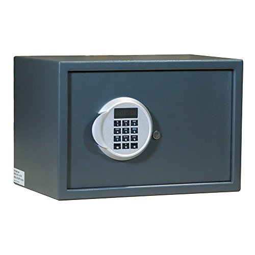 Electronic Personal/Hotel Security Safe - 0.75-Cubic Feet (HL-2740) 0.75' Steel Door