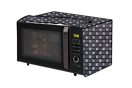 The Furnishing Tree Microwave Oven Cover for Samsung 32 L Convection