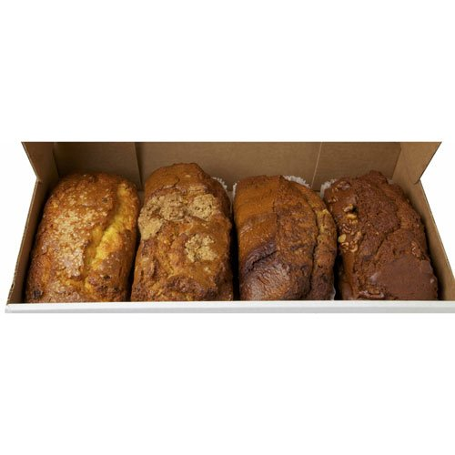 Bakery De France Quick Breads Variety ,24 ounce -- 4 per case