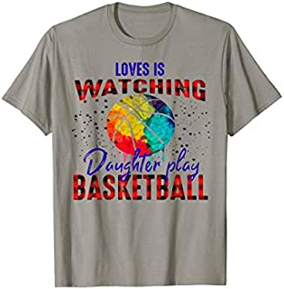 Cool Gift basketball , basketball, basketball love, daughter Funny Women Tee Shirt / Navy / S - 5XL