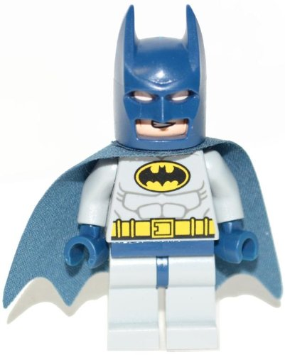 Batman (2012) Lego DC Superheroes Minifigure