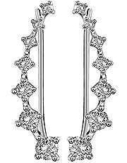 Jewelry Women's Stud Earring Jewelry Set Fashion Gifts for Women Girls