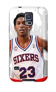 Jill Pelletier Allen's Shop philadelphia 76ers nba basketball (15) NBA Sports & Colleges colorful Samsung Galaxy S5 cases