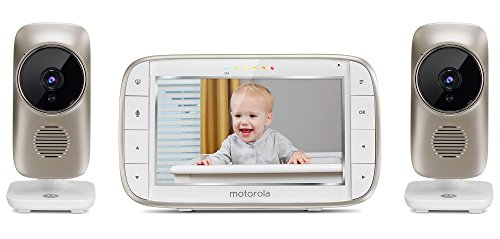 Motorola MBP855CONNECT 2 Portable 5 Inch Monitor product image