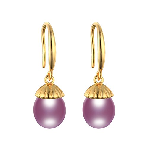 SuperLouisa Fashion 925 Sterling Silver Pearl drop earrings jewelry wedding gifts - & Tiffany Nz Co