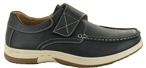 Ant Summer Plimsolls Pumps Trainers Slip Boat Canvas Or Loafers 6 up Driving 10 7 9 8 Size 11 Shoes Lace Mens Casuals Navy On tBqCZt