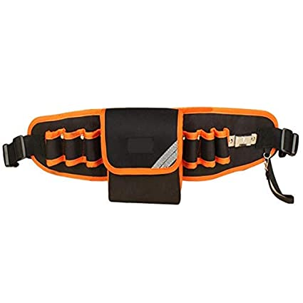 Tool Bags - Waterproof 7 Pockets Electricians Waist Bag Holder Hardware  Durable - Husky Backpack Hvac Suspenders Boss On Cam Pouches Star With - -  Amazon. ... f48de9ccd6e49