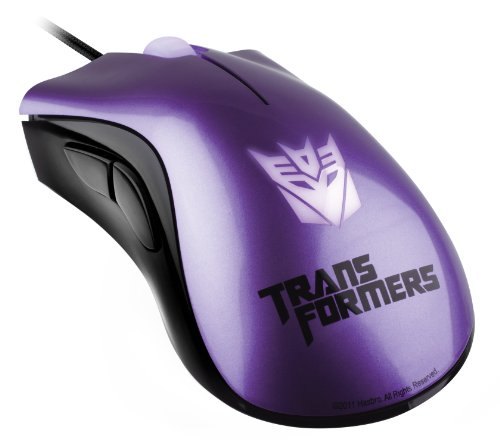 Razer DeathAdder Transformers 3 Collectors Edition Gaming Mouse - Shockwave (RZ01-00152900-R3U1)