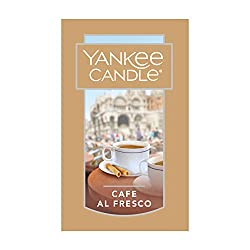 Yankee Candle Large Jar Candle, Café Al Fresco -