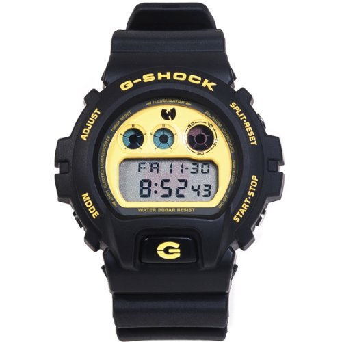 Wu-Tang Clan X Casio G-Shock DW-6900FSWTC-1GJCU Limited Edition