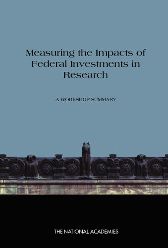 [PDF] Measuring the Impacts of Federal Investments in Research: A Workshop Summary Free Download | Publisher : National Academies Press | Category : Business | ISBN 10 : 0309217482 | ISBN 13 : 9780309217484
