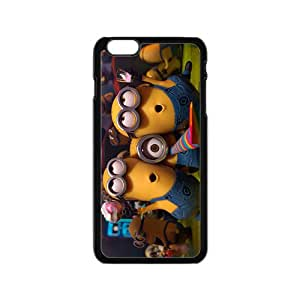 Lovely Minions Cell Phone Case for Iphone 6