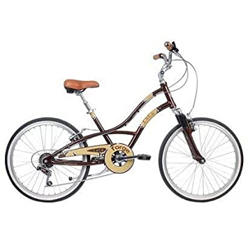 Women S Forge Coco Comfort Style Bike Brown 15