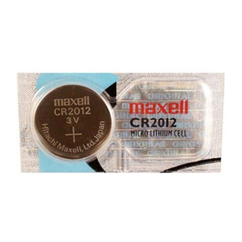 Price comparison product image Maxell 3V Lithium Coin Cell Battery CR2012 Replaces CR2012,  DL2012 FAST USA SHIP