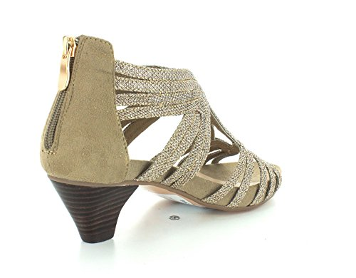 Soft Spring Esthetic Step Gold Womens trSrqO