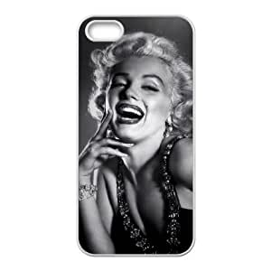Marilyn Monroe iPhone 5 5s Cell Phone Case White UI8287844