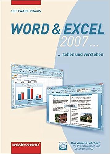 Software Praxis Word Und Excel 2007 Schülerband 1