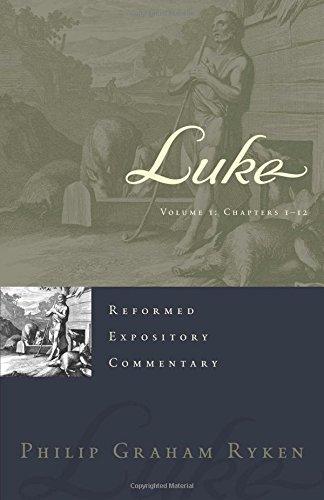 Luke: 2 Volume Set (Reformed Expository Commentary)