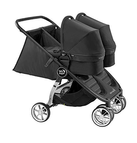 417lvV5nSiL - Baby Jogger City Mini 2 Double Stroller, Slate