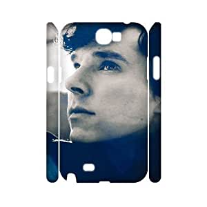 C-EUR Benedict Cumberbatch Customized Hard 3D Case For Samsung Galaxy Note 2 N7100 by icecream design