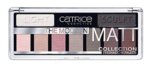 (Catrice Cosmetics The Modern Matt Eyeshadow Palette ~ The Must-Have Matts)