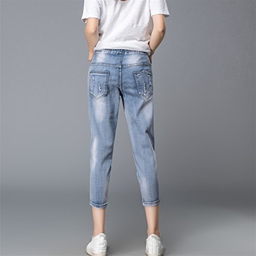 Donna Icegrey Azzurro Jeans Azzurro Icegrey Jeans Donna XXqOB8SF