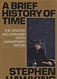 Book cover image for A Brief History of Time