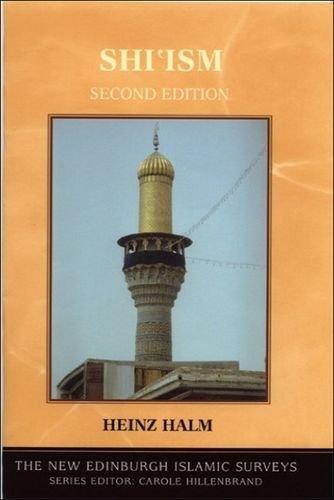 Shi'ism (The New Edinburgh Islamic Surveys) by Heinz Halm - Stores Edinburgh Mall