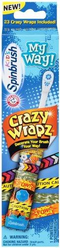 SpinBrush My Way! Propulsé Brosse à dents pour enfants