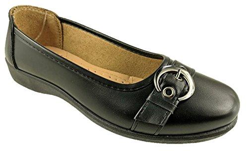 Mc Footwear ,  Damen Niedrig Schwarz