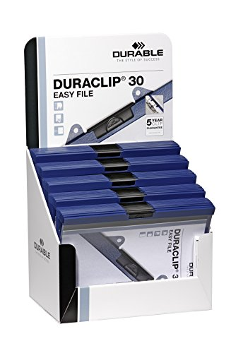 Durable Durable Hunke &Jochheim Counter Duraclip File (Pack Of 50) by Durable