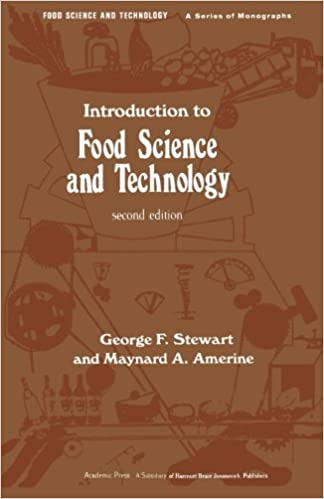 Download E Books Introduction To Food Science And Technology Second