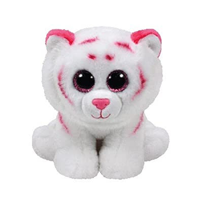 Ty Tabor - Pink & White Tiger Regular: Toys & Games