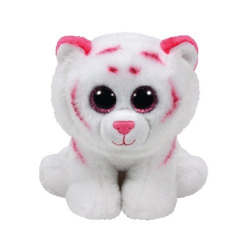 Ty Tabor - Pink & White Tiger