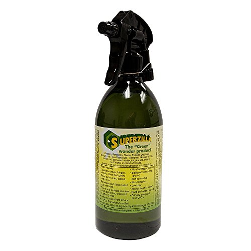 Superzilla - Powerful All-Purpose Cleaner and Lubricator -