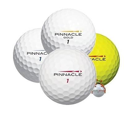 100 Near Mint Pinnacle Mix Used Golf Balls