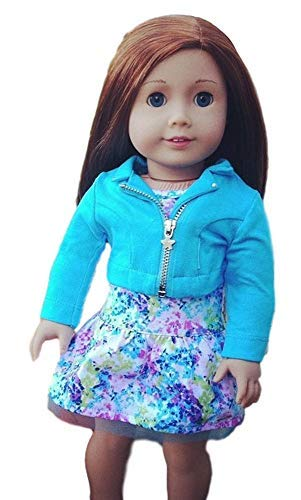 American Girl - 2017 Truly Me Doll: Blue Eyes, Red Hair, Light Skin Tone DN65