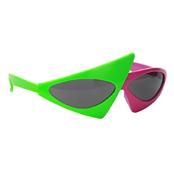 9931dfb91b Fenteer Novelty Party Sunglasses Roy Purdy Glasses Hip Hop Costume  Accessories