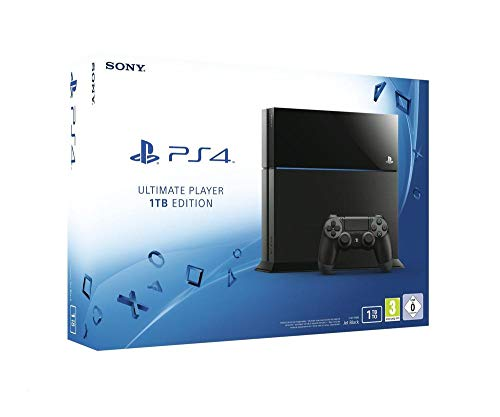 Sony Playstation PS4 1TB Black Console