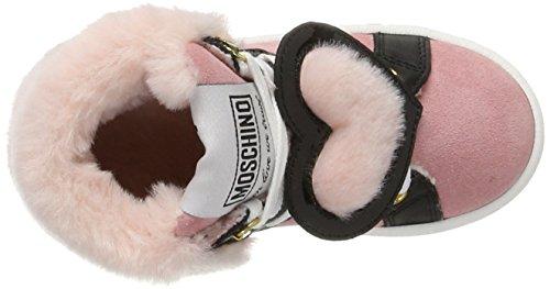 Moschino Baby Mädchen 26072 Sneaker Pink (Rosa)